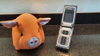 Nokia 7200 Throwback- Ringtones, Games & More!