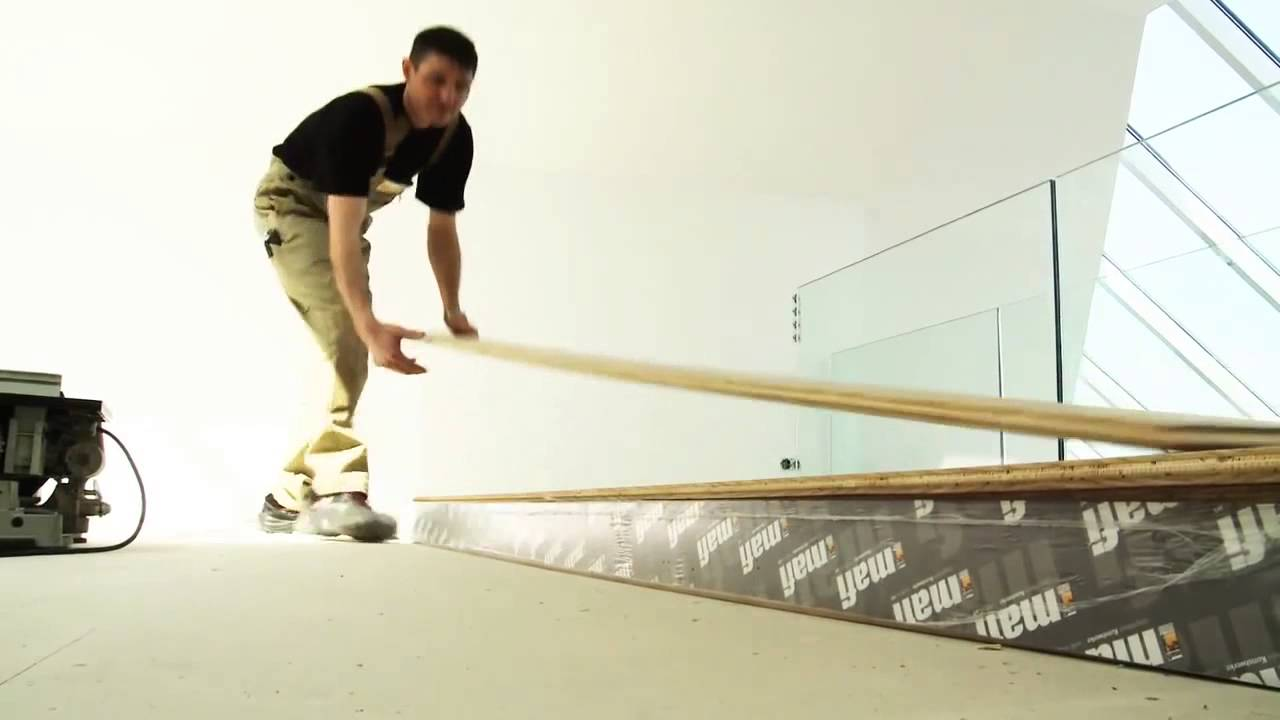 Fußboden Verlegen Mainz ~ Parkett baumann in mainz youtube