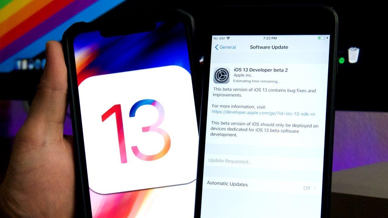 How To INSTALL iOS 13 FREE & NO COMPUTER - iPhone & iPad