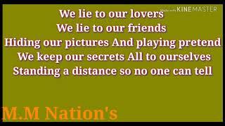 Secret lyrics -Adrienne Houghton feat Israel Houghton