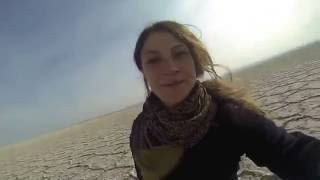 italian tourist on iran road trip experience