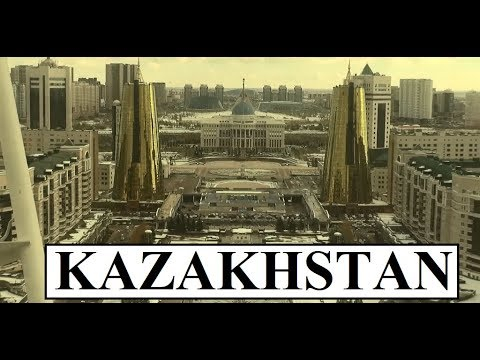 Kazakhstan/Panoramic View of Astana from Bayterek Tower  Part 20