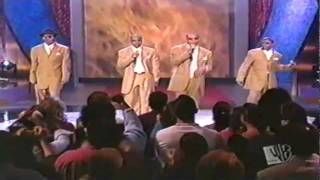 "New Edition ""Hot Tonight"" Steve Harvey Show"