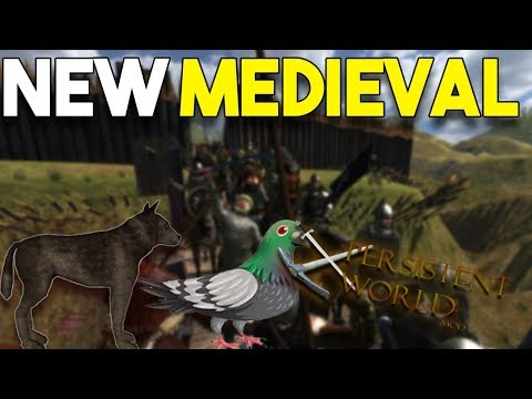 A New PW! - Persistent Kingdoms Mount and Blade MOD PRE LOOK!