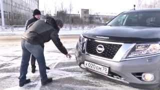 Nissan Pathfinder тест-драйв (наша версия)