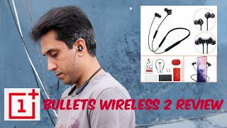 OnePlus Bullets Wireless 2 USER REVIEW India | HYPE OR A GAME-CHANGER