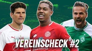 Vereinscheck & Transfer News: VfB Stuttgart, Werder Bremen, Mainz 05