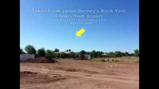 Gateway Airport and Queen Creek Residential Compatibility at Barney Farms