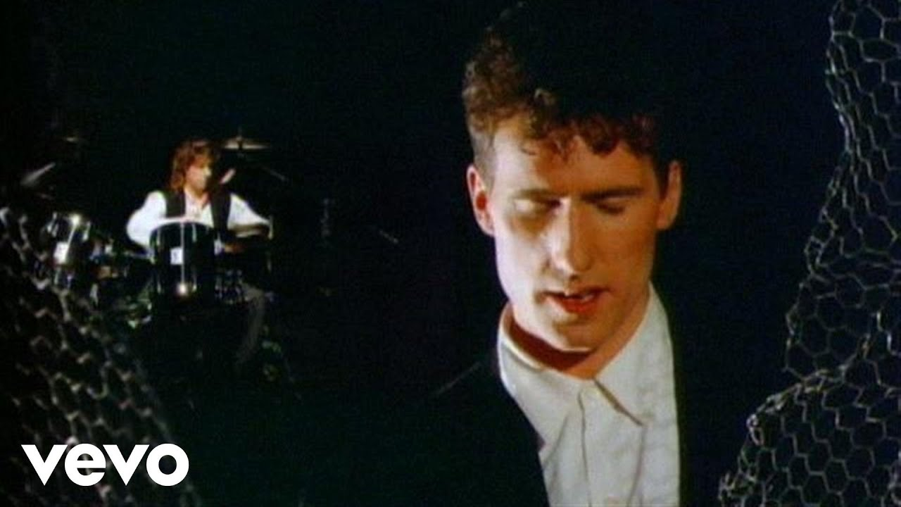 Orchestral Manoeuvres In The Dark If You Leave Official Music Video Youtube