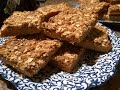 Caramel ANZAC Slice (Gluten-Free)