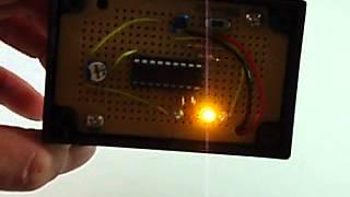PIC16F88マイコンのAD変換