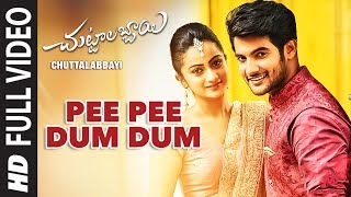 Pee Pee Dum Dum Video Song HD Chuttalabbayi Songs | Aadi, Namitha Pramodh | SS Thaman