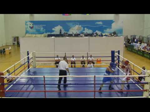 European Youth Boxing Championships 2016 Russia Anapa RING A session 11