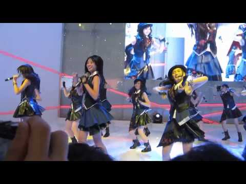 JKT48 Ponytail to Chou-Chou [Booth Honda IIMS 21-09-2013]