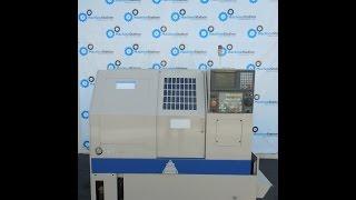 MIYANO LX-01 CNC HORIZONTAL LATHE TURNING CENTER W/ FANUC