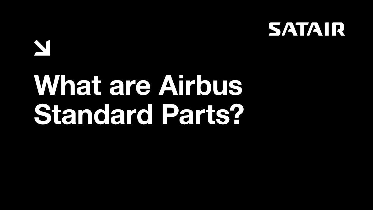 Standard Parts - Satair