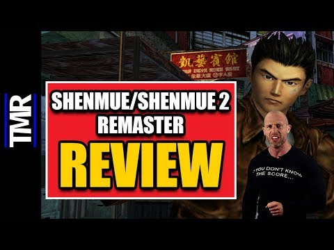 Shenmue 1 and 2 Remaster Review (Xbox One/PS4)