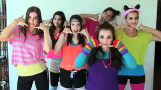 Cimorelli - Call Me Maybe (Choreography)