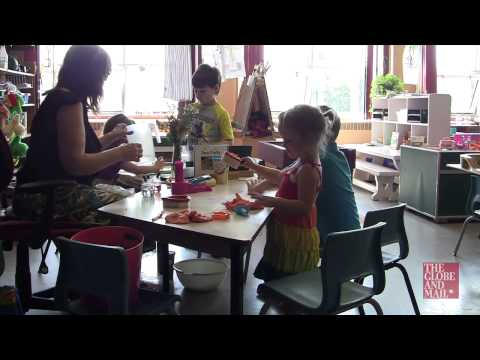 What Canadians Think Of A Universal Daycare Strategy