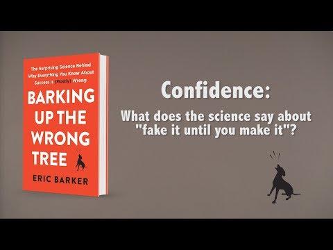 Eric Barker on Confidence