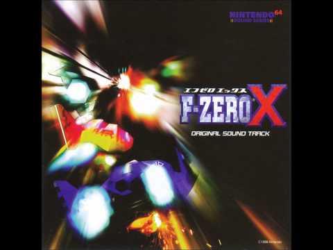 Full F-Zero X OST