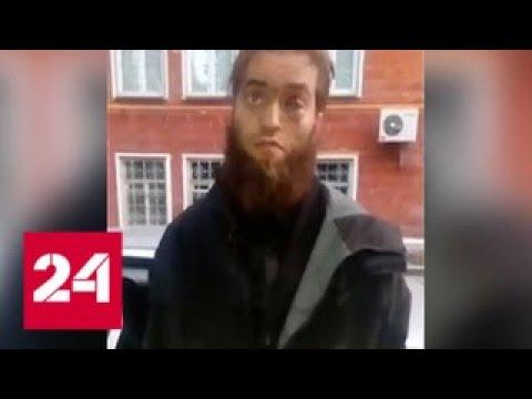 Подозреваемый в убийстве стюардессы москвич признал свою вину - Россия 24