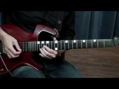 Metal Bach Lesson - Dan Mumm - Classical Masterpieces for Metal Guitar