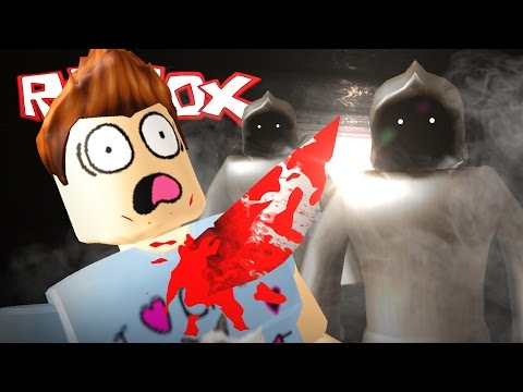 Roblox Adventures / Murder Mystery / Evil Ghosts?!