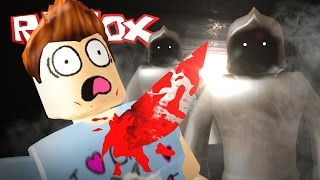 Roblox Adventures / Murder Mystery / Evil Ghosts?!