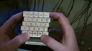 Bruce Viney's Grey Squares Puzzle