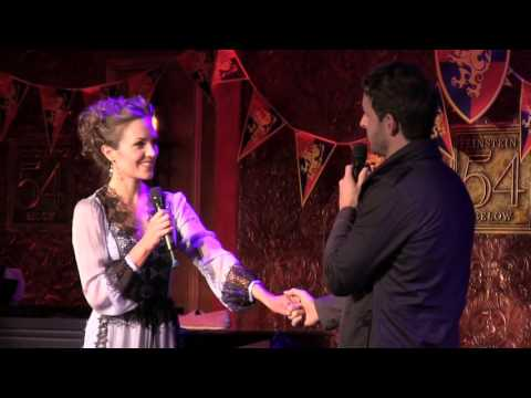 Joe Carroll & Laura Osnes  So This Is LoveDo I Love You The Broadway Prince Party