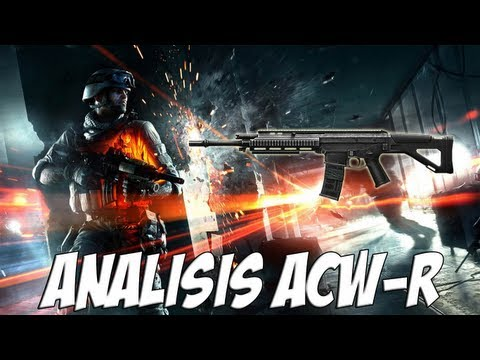 Battlefield 3 | Análisis ACW-R | Close Quarters