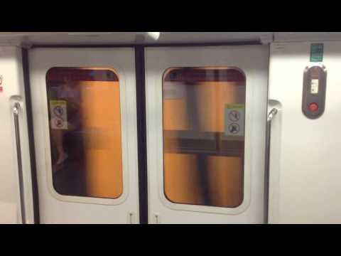 SG51 Special: A Train Joyride On North South Line On Train Set 343/344