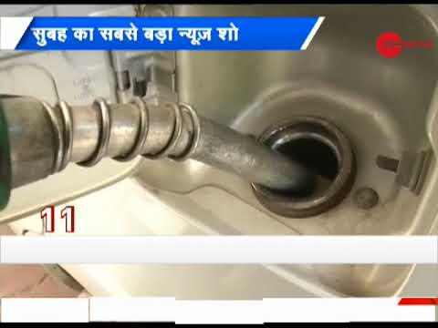 Morning Breaking:  A Rs 4 per litre increase in petrol and diesel prices?