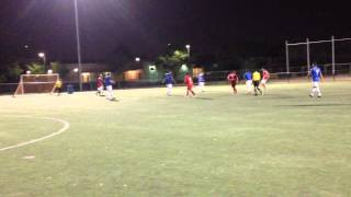 Latin United vs. Peru. OF Las Vegas Soccer League Monday 7v7 Division