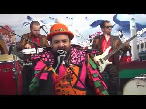 Sonora Baron - Dignidad [EN VIVO] La Cuarta Cibernética - YouTube