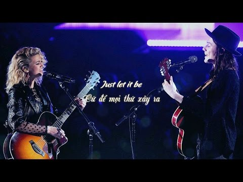 [Lyrics+Vietsub] Hollow/Let It Go - Tori Kelly & James Bay (Grammy 2016) [Audio Only]