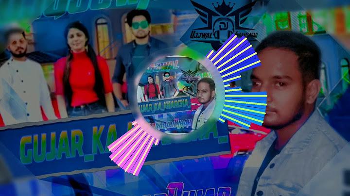 gurjar ka kharcha full 2 hariyanvi  dance  mix by dj ujjwal auranagabad