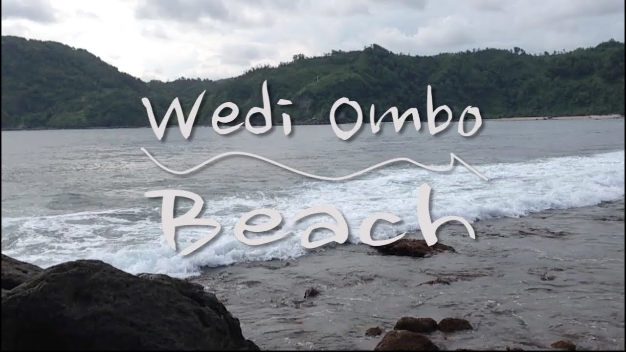 Pantai Wediombo Gunung Kidul Yogyakarta Iphone Movie Youtube