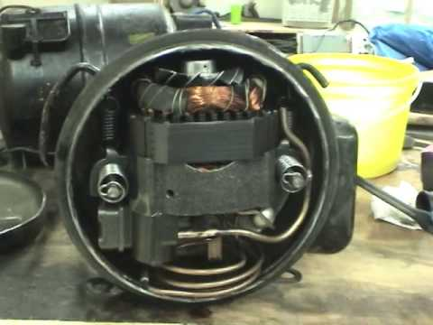 Vintage Refrigeration Compressors Youtube