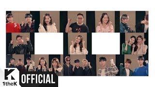 [MV] 백지영, 선미, 다비치, 다이아 (주은, 정채연), 진세연, 은혁, NRG, 아스트로 (문빈, MJ), 헤일로 (오운, 재용, 희천) _ FLY DAY