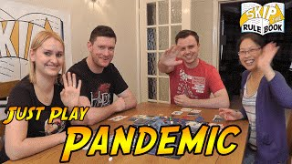 Pandemic- Just Play (Playthrough)