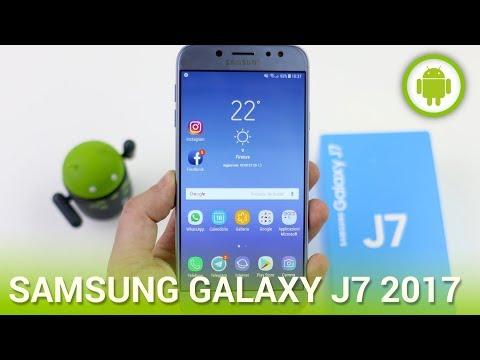 Samsung Galaxy J7 2017, recensione in italiano