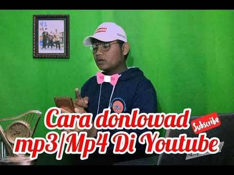 Cara download video/mp3 di youtube lewat hp android 2017 youtube.