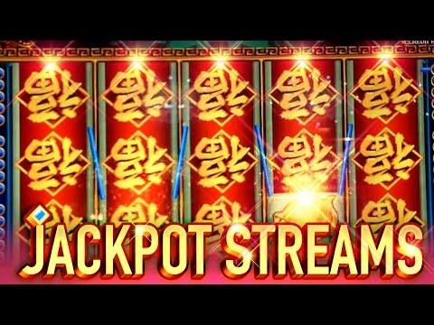 BIG WIN HITS!!! on Jackpot Streams China Mystery 2c Konami Video Slots