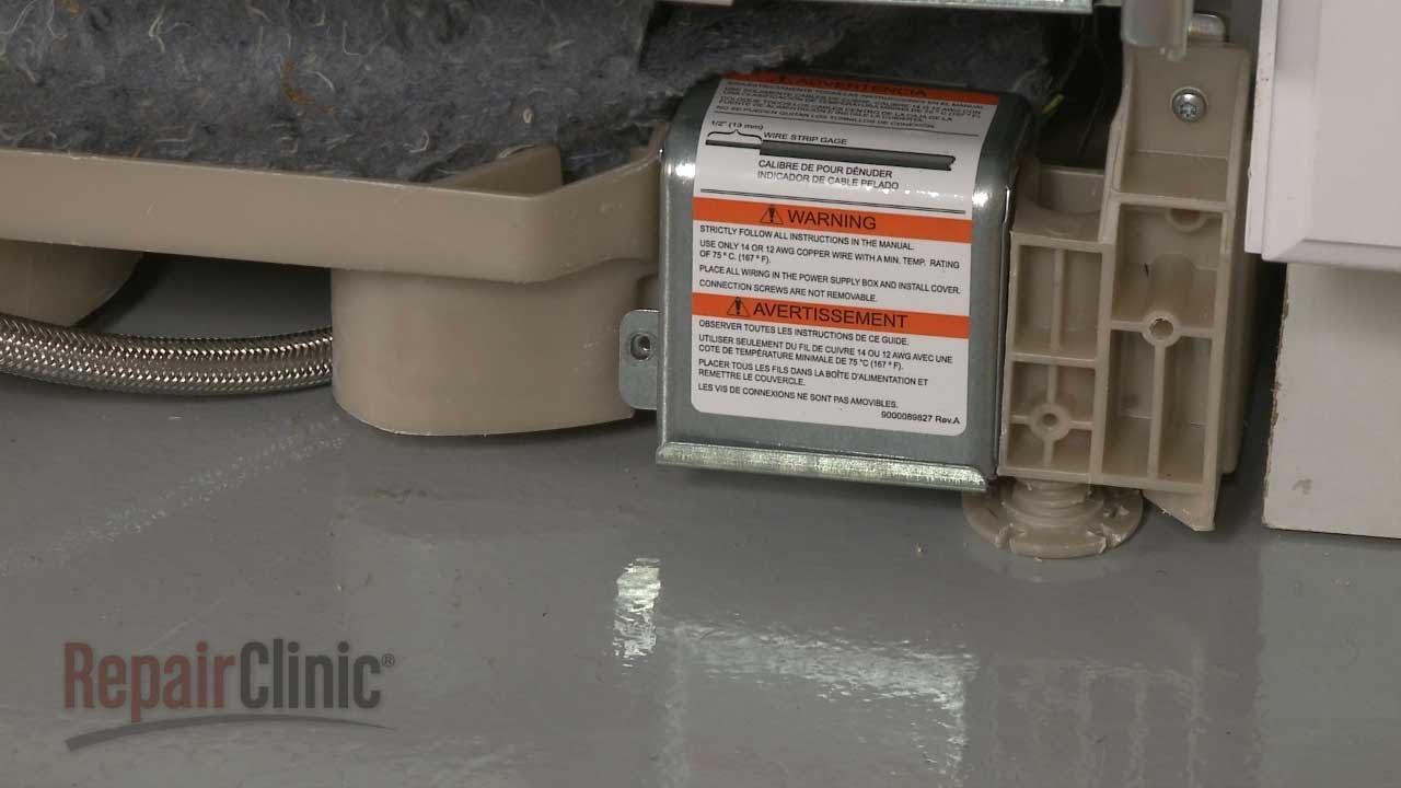 hight resolution of bosch dishwasher terminal block replacement 00640476