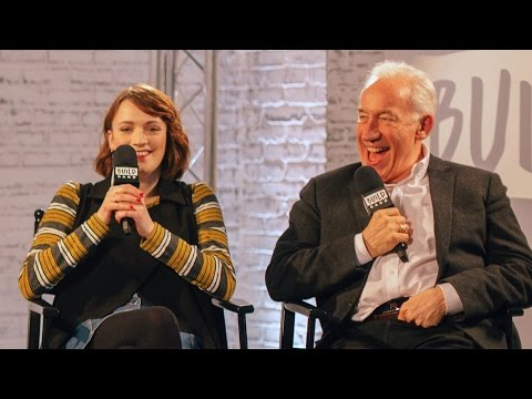 """Simon Callow On His Character In """"Four Weddings"""""""