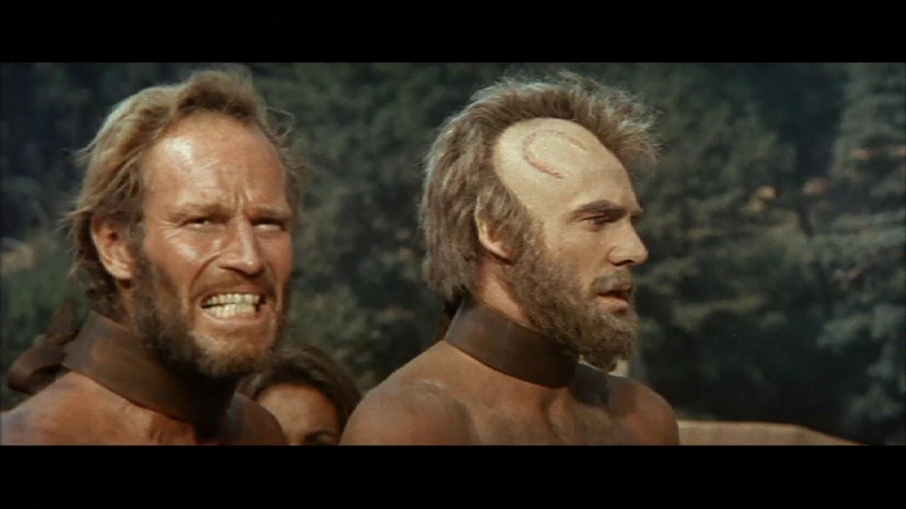 La Planète des singes (1968) Bande-annonce cinéma française-VF