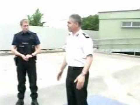 GMP Chief Constable Michael Todd Gets Tasered