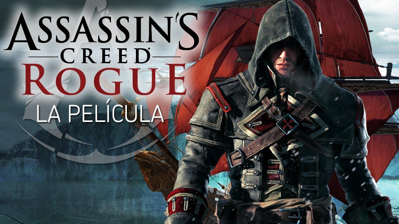 Assassin's Creed Rogue | Película Completa en Español ...